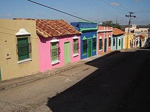 Ciudad Bolívar street