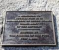 Civil War memorial, East Providence, Rhode Island plaque detail.jpg