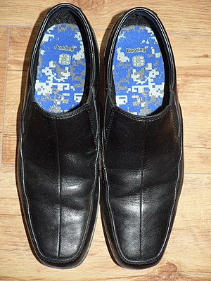 d2aad317bf62e Bootleg Hoxton Gent School Shoes