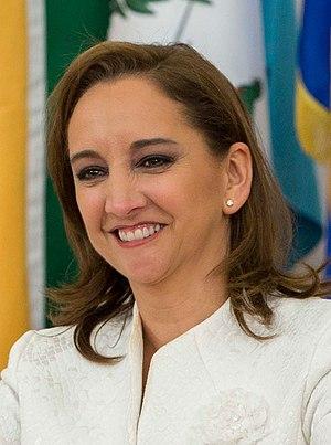 Claudia Ruiz Massieu - Image: Claudia Ruiz Massieu