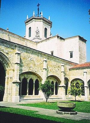 Santander Cathedral - Cloister