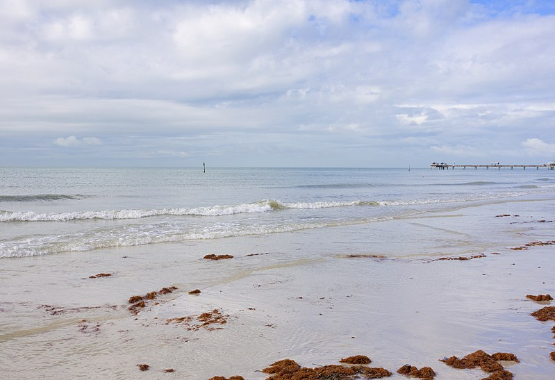 Clearwater Beach Florida Irma