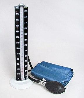 Clinical Mercury Manometer