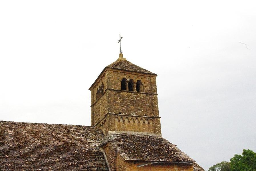 Église d'Ameugny, Saône-et-Loire