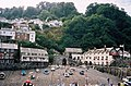 Clovelly Harbour at low tide - geograph.org.uk - 238635.jpg