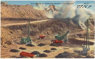 Coal Region - Coal Region, Pennsylvania