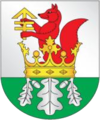 Coat of arms of Bjerazino rajons
