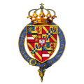Coat of arms of Frederick Henry, Prince of Orange.png