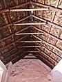 Cobertura de par y nudillo en el monasterio de Santa Catalina, Arequipa.jpg