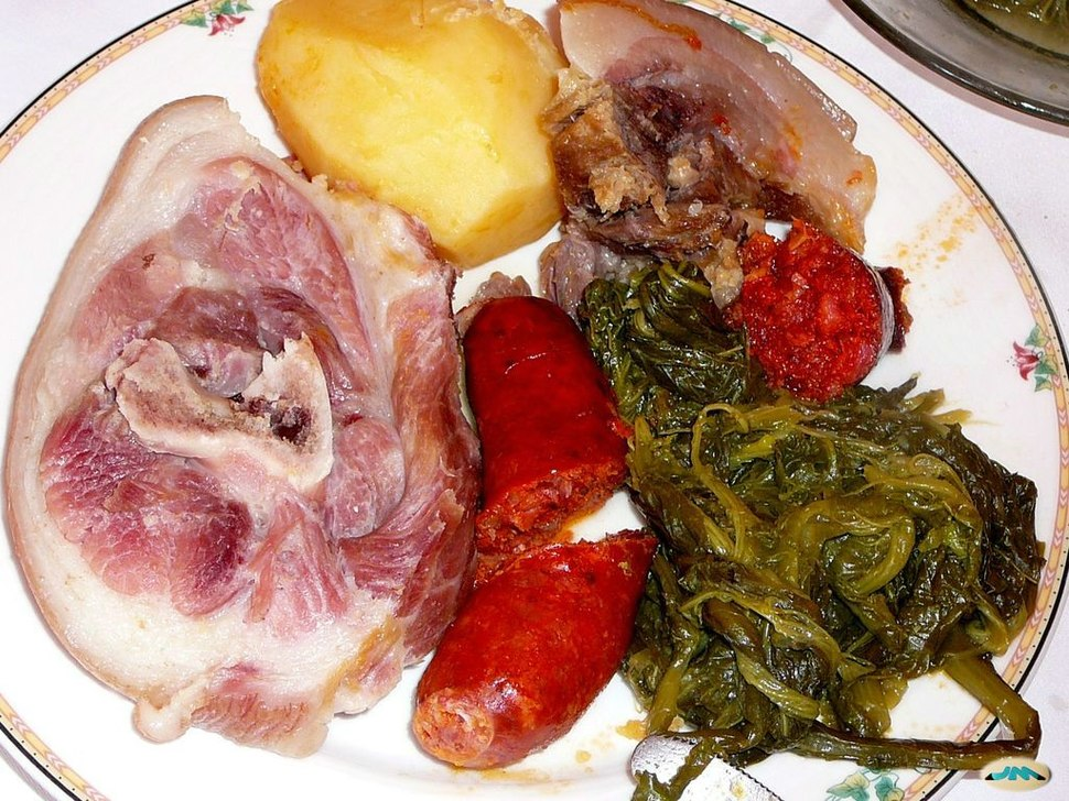 Cocido galego. Galicia (Spain)