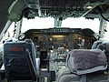 Cockpit of Boeing 747-200 (PH-BUK) at Aviodrome Lelystad.JPG