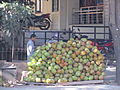 Coconut vendor in Bangalore.jpg