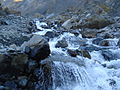 Cold and Ecstatic - The waterfall is simply breathtaking!.JPG