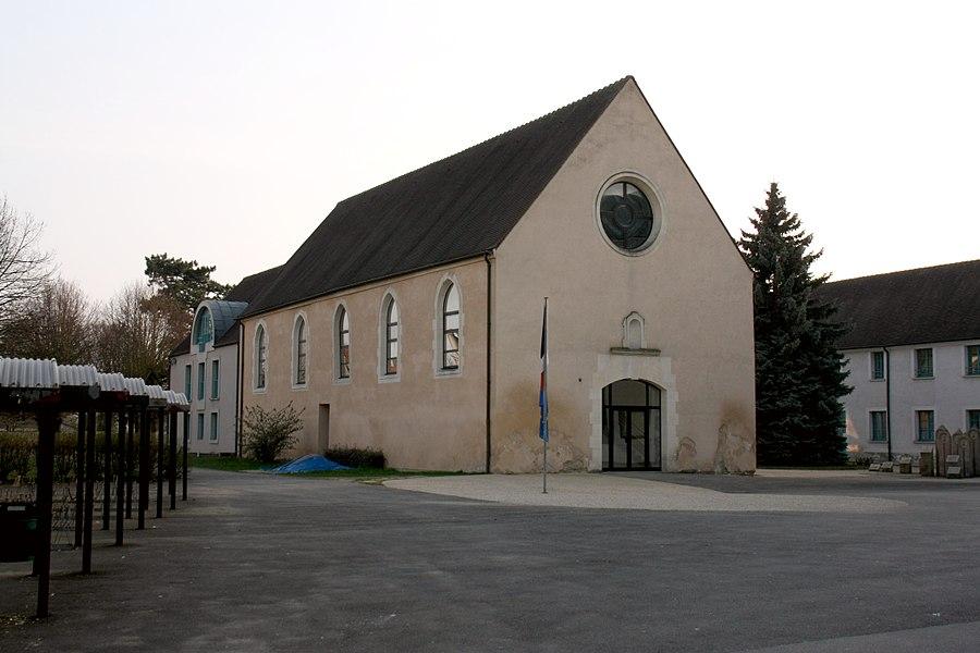 La chapelle du collège Jean Racine à Château-Thierry.