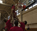 College Teams hold youth basketball clinic at JB Charleston Hoops from Home 121108-F-AV409-064.jpg