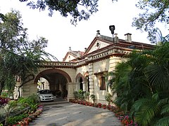 Colonial Style Bungalow In Allahabad India