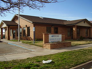 Colorado City, Arizona - Colorado City, AZ/Hildale, UT Post Office