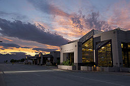 Colorado Springs Airport Terminal Building