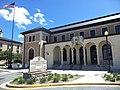 Columbia County Administrative Complex flagpole.JPG