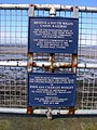 Commemorative Plaques at New passage - geograph.org.uk - 1196994.jpg