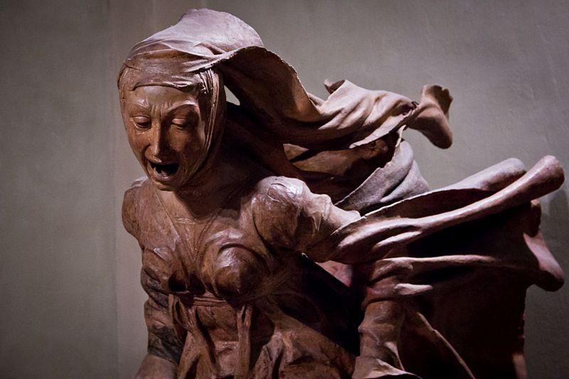 File:Compianto sul Cristo morto (Niccolò dell'Arca) Particolare 02.jpg