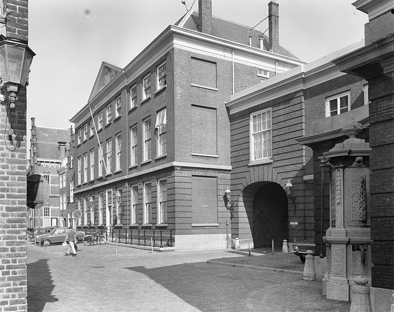 Tweede kamer der staten generaal voormalige kantoor van het comptoir generaal van de staten van - Kamer en kantoor ...