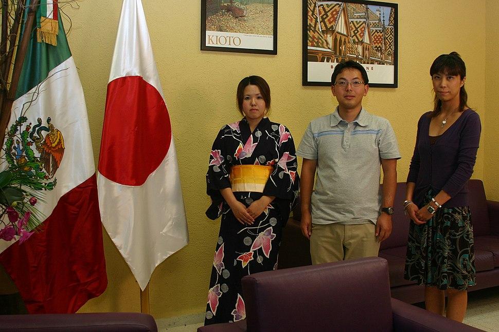 Comunidad japonesa de Monterrey