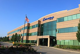 Con-Way Freight headquarters building Ann Arbor Michigan.JPG