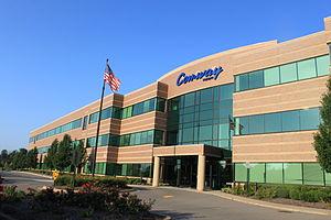 Con-way - Con-Way Freight's Headquarters in Ann Arbor, Michigan