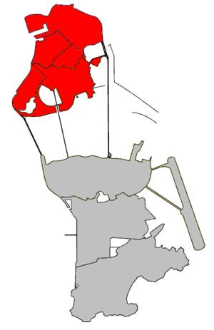 Civic and Municipal Affairs Bureau - Image: Concelho de Macau
