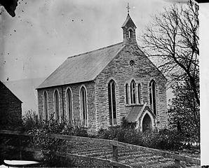 Congregational chapel, Llandderfel