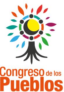 Resultado de imagen para congreso de los pueblos