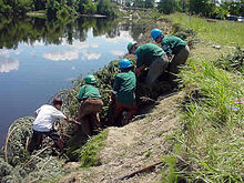 Restaurer Les Berges  Ef Bf Bdcologique Baie St Paul