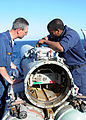 Connecting a Mark 32 surface vessel torpedo tube arming wire.jpg