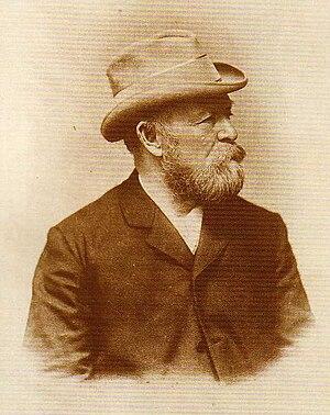 Constantin Lipsius - Constantin Lipsius, ca. 1890