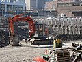 Construction equipment, NE corner of Jarvis and Queen's Quay, 2015 09 23 (10).JPG - panoramio.jpg