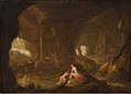 Cornelis van Poelenburch - Bathing Nymphs in a Landscape - KMS641 - Statens Museum for Kunst.jpg