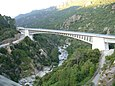 Corsica - Venaco-Vivario train - viaduct.jpg