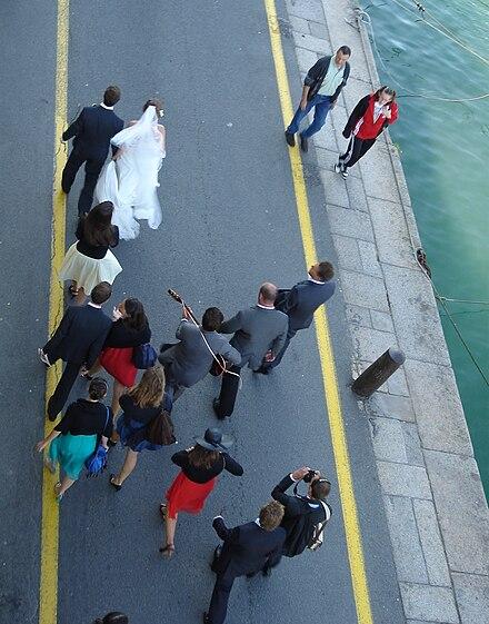 cortge de mariage en bretagne - Consommer Mariage Islam