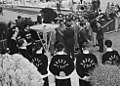 Cortina 1956 Winter Olympics - Olympic flame in Rome.jpg