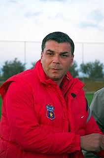 Cosmin Olăroiu Romanian footballer and manager
