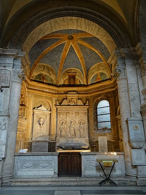 Costa Chapel (Santa Maria del Popolo) - View of the chapel