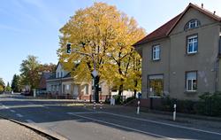 Cottbus-Kiekebusch, Dorfmitte.png