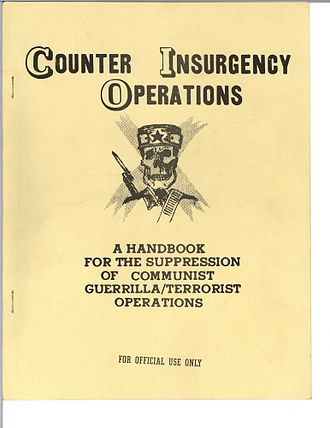 Army Foreign Intelligence Assistance Program - Image: Counter Insurgency Operations, US Army Report,