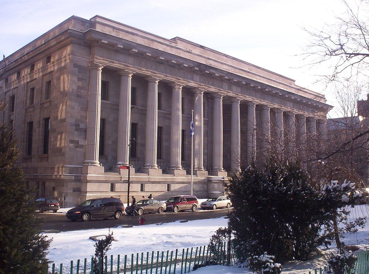 Cour d 39 appel du qu bec wikip dia - Chambre correctionnelle cour d appel ...