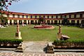 Courtyard - Government Museum - Mathura 2013-02-22 4670.JPG