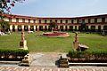 Courtyard - Government Museum - Mathura 2013-02-22 4670.JPG