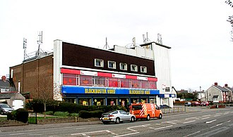 Ely, Cardiff - Image: Cowbridge Road West, Ely geograph.org.uk 286722