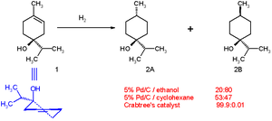 Crabtree's catalyst - Crabtree catalyst in hydrogenation