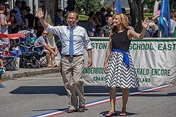 Cranston mayor Allan Fung July 4 2016